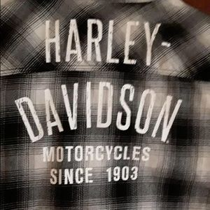 Harley Flannel